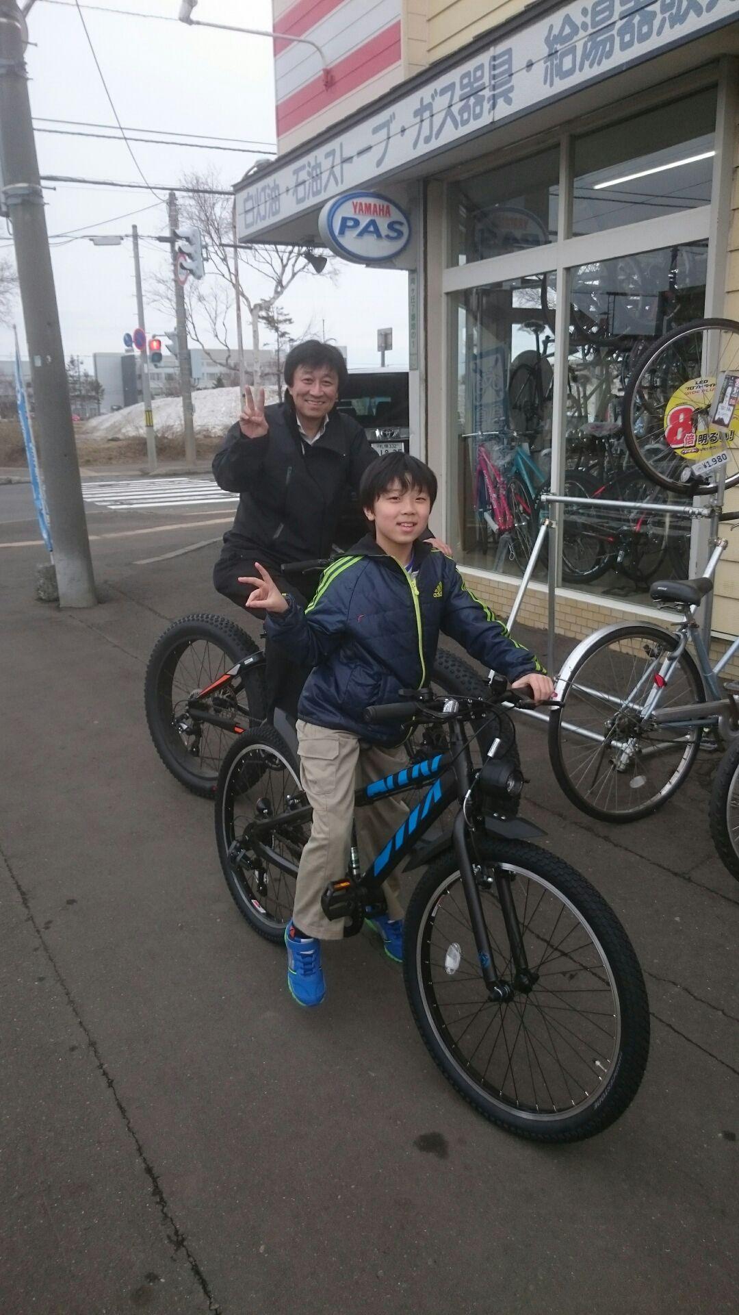 鍵 子供 自転車